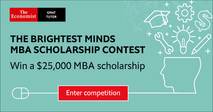 Brightest Minds Scholarship Contest graphic