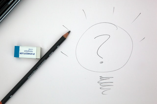 Image showing question mark