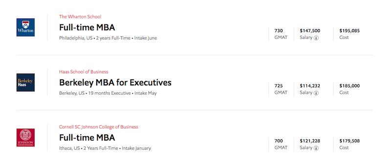 MBA Finder 4