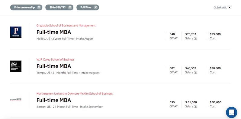 MBA Finder 7